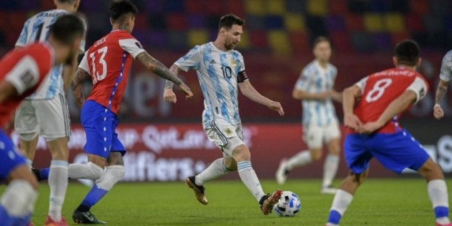 Lionel Messi's Unusual Boot Choice for World Cup Qualifiers