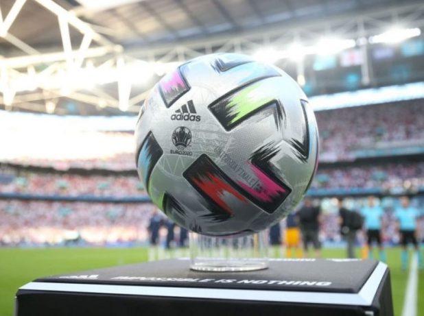 adidas Uniforia Finale Ball Silver Euro2020