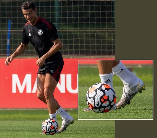 Ronaldo CR110 Boots Debut