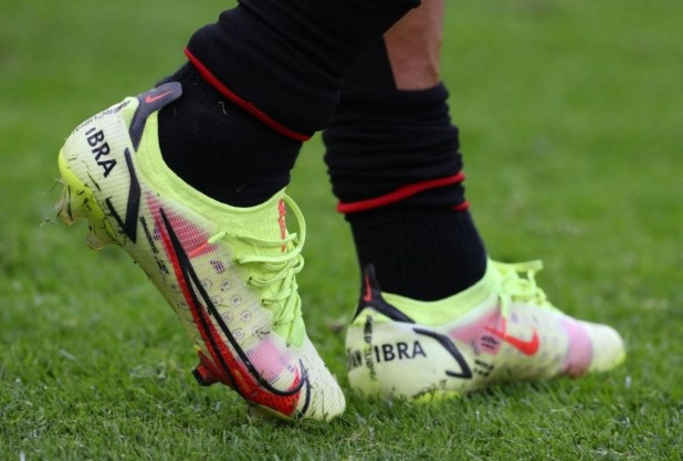 Zlatan Ibra Nike Mercurial Vapor