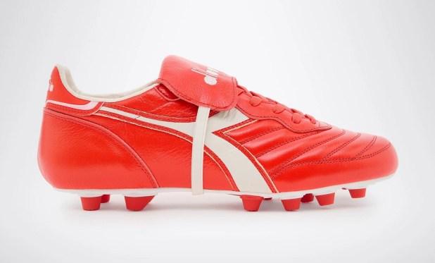 Diadora Brasil Italy LT+ in Red