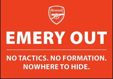 Arsenal misery continues under Emery