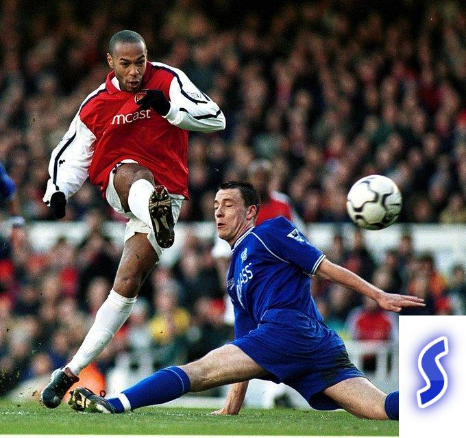 John Terry claims Thierry Henry is his toughest opponent he ever played.