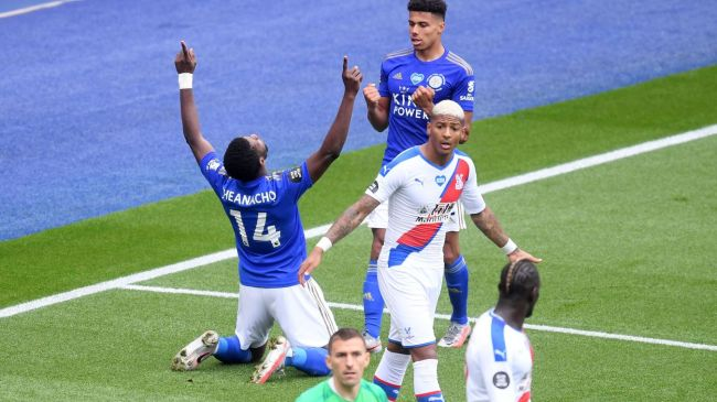 Iheanacho scores as Leicester City get past Cystal palace scare