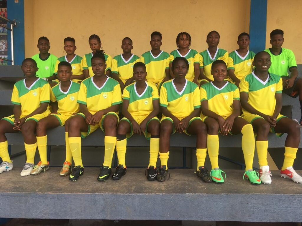 Sofiat Bankole target 10 goals for the new NWFL' season