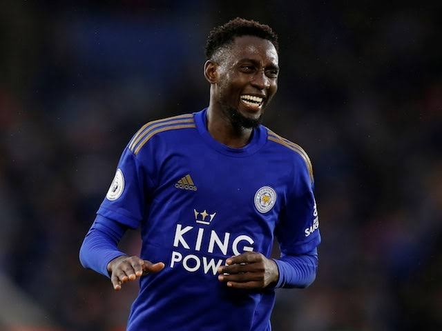 Rodgers happy with Ndidi performance in 2-0 lost to Everton