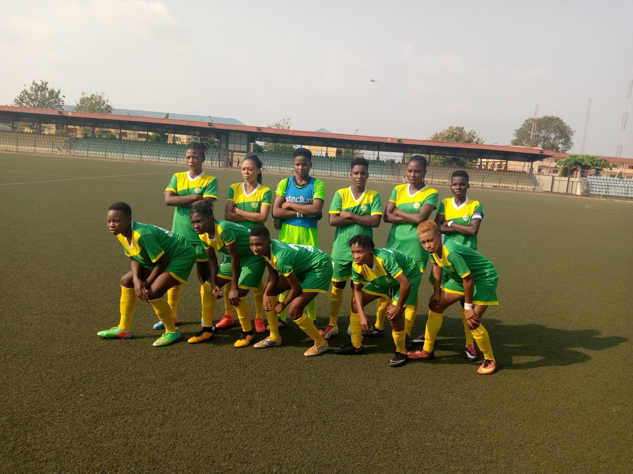 Dreamstar ladies record first league win against Ibom