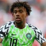 Iwobi set for another Covid-19 test ahead of Lesotho clash