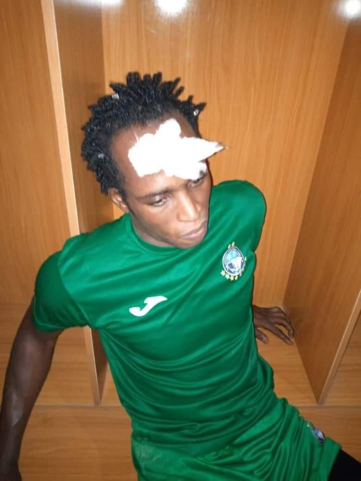 Enyimba players sustain injuries after 0-0 scoreline against Plateau United