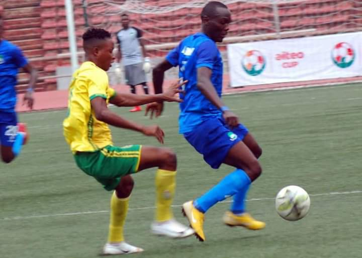 Nasarawa United progress to Aiteo Cup next round after victory over Bendel insurance