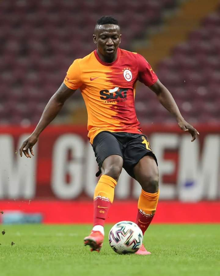 Etebo 'joins' Watford from Stoke City