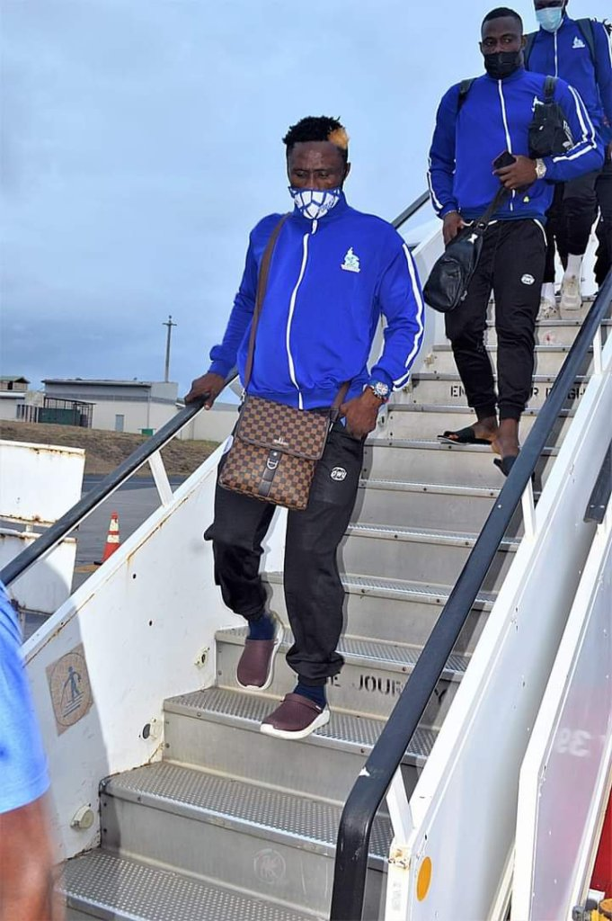 Rivers United arrive Kenya set to face Young African