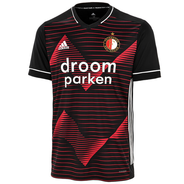 feyenoord away football shirt 20 21