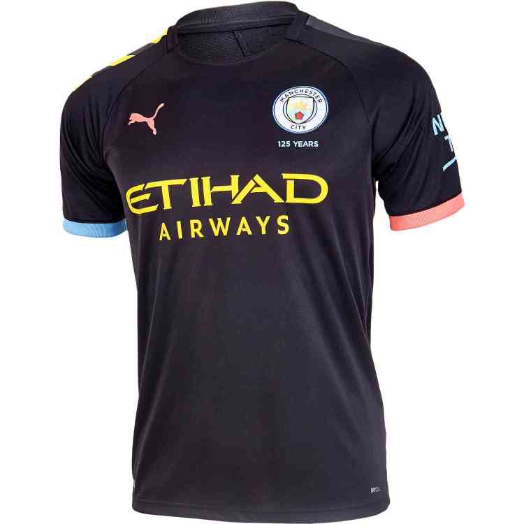 Manchester City Away Jersey - 2019/20 - Soccer Master