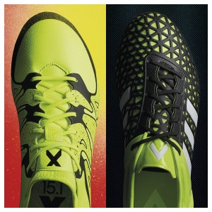 The Revolutionary adidas X and Ace