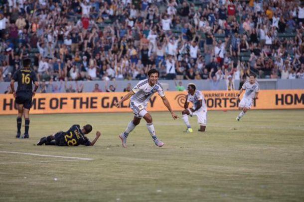 LA Galaxy vs Philadelphia Union Recap