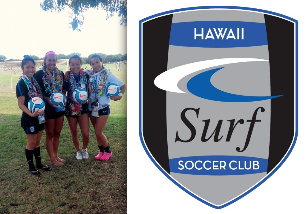 Hawaii Surf Sends 4 Seniors to College