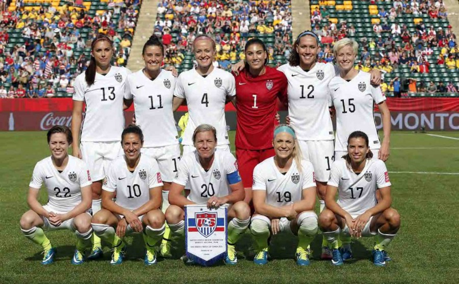 WWC2015: U.S. vs China Preview of the quarterfinal