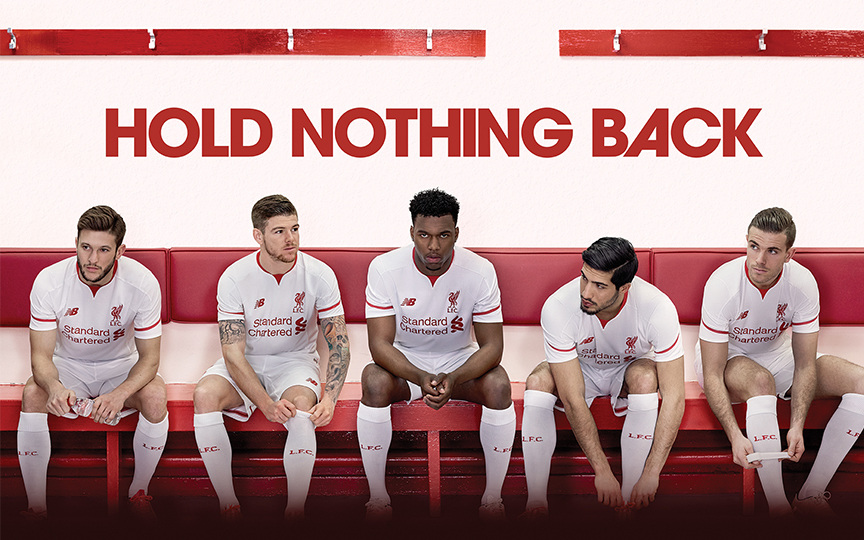 New Balance Reveals Liverpool Away Kit