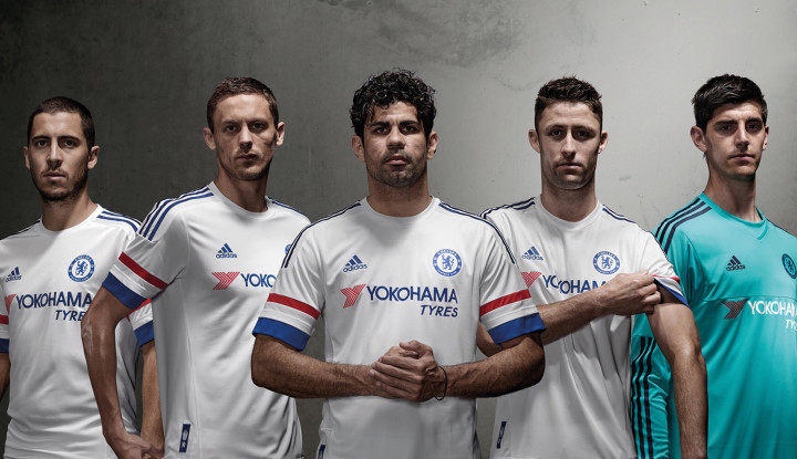 New Chelsea Away Kits Presented by adidas