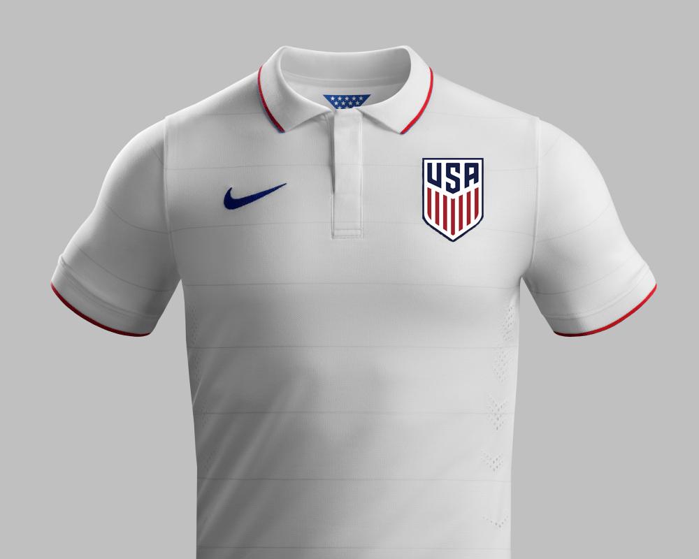 Potential leak of new U.S. soccer crest