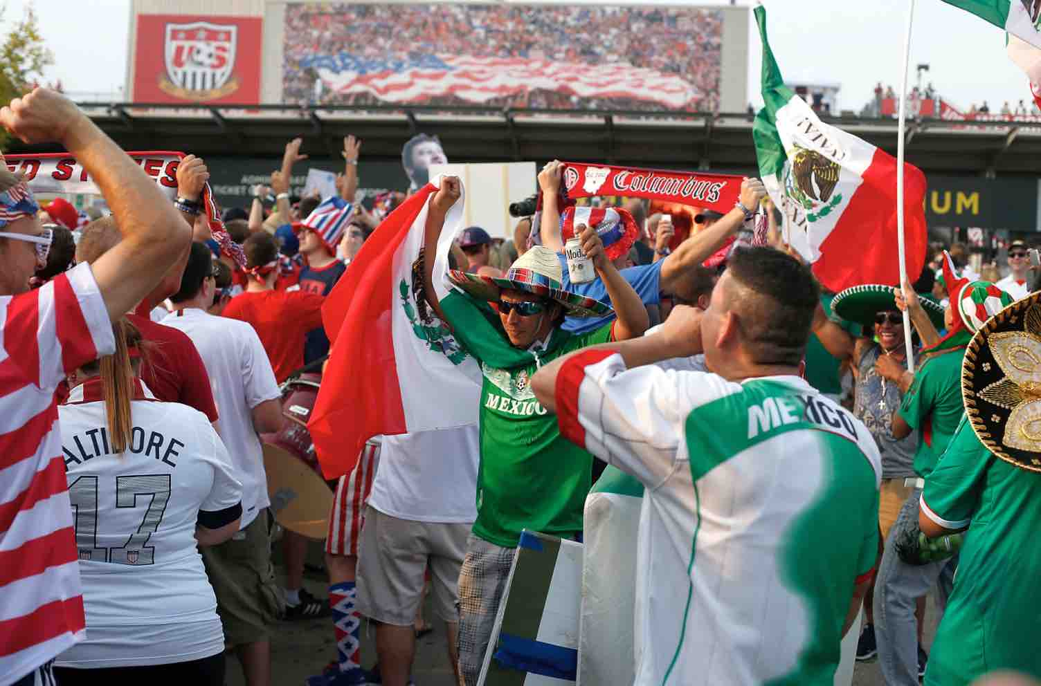 U.S vs. Mexico playoff game postponed