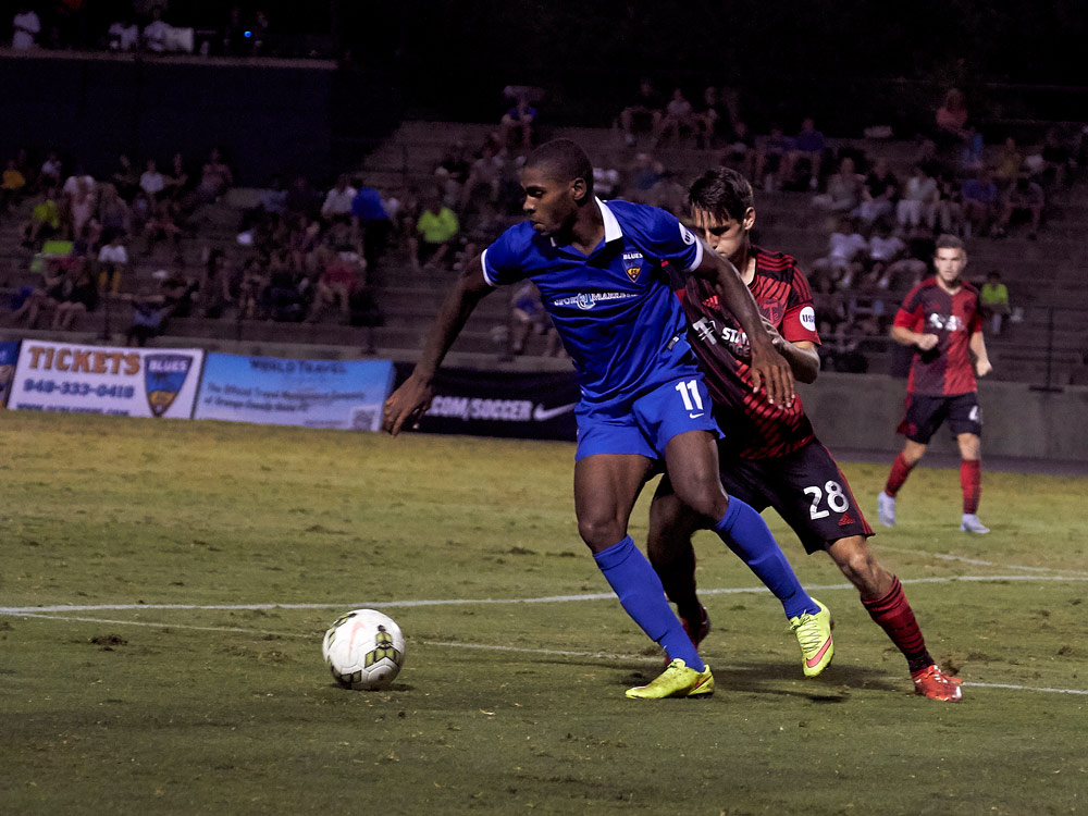OC Blues FC vs LA Galaxy II: For All the Marbles