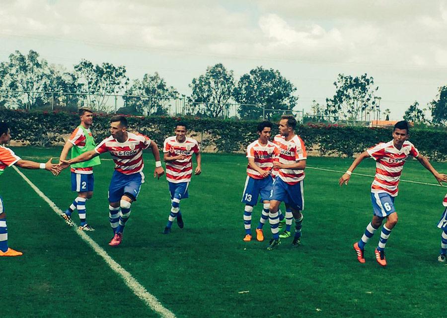 Albion Pros defeat Chula Vista FC & LA Galaxy II