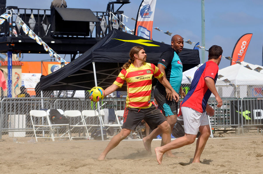 Registration for the 9th Annual Beach Soccer Jam at Fiesta Island is still OPEN!