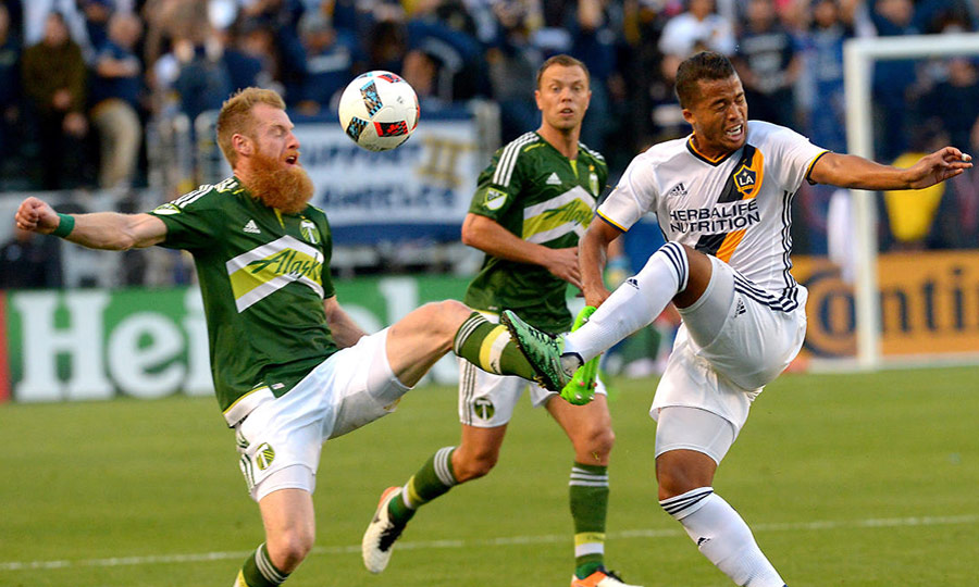 LA Galaxy Continue U.S. Open Cup Quest in Portland