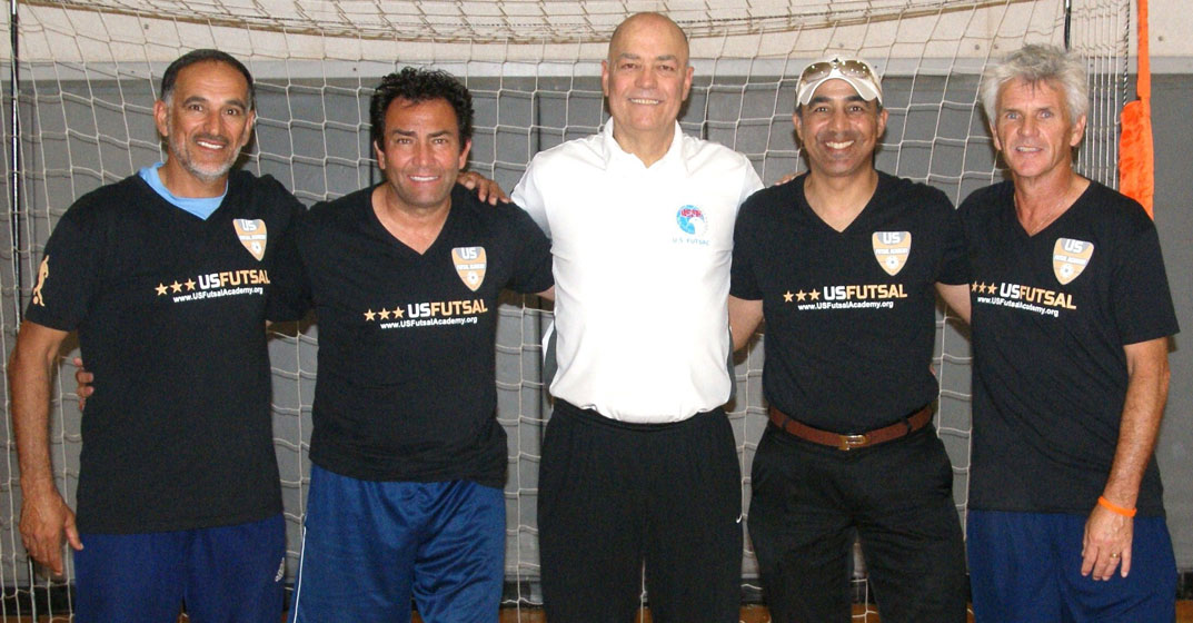 U.S. Futsal Federation Appoint Platini Soaf as Director of Futsal in San Diego and Orange Counties
