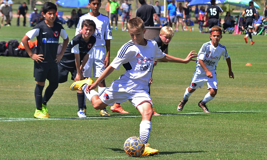 Arizona Youth Soccer (U12-U18) Boys & Girls State Champions Crowned