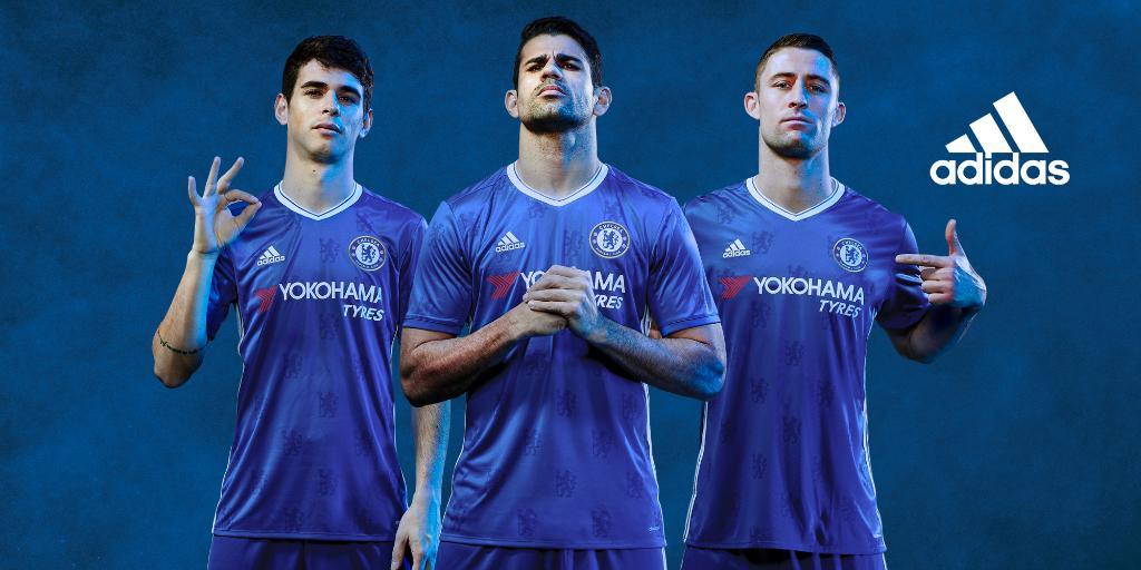 Chelsea FC Drops New Kit for 2016-17 Season