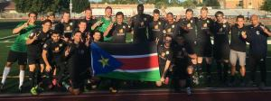 Football For Peace South Sudan with NCB