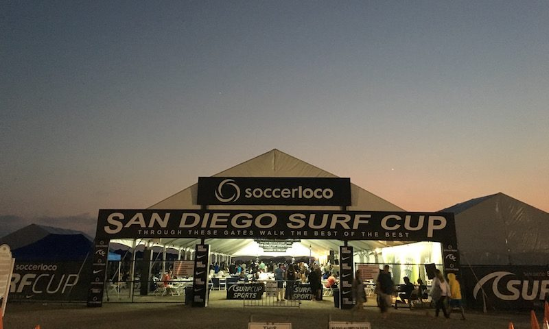 College Recruiting Spotlight: Dominican Univ at soccerloco Surf Cup