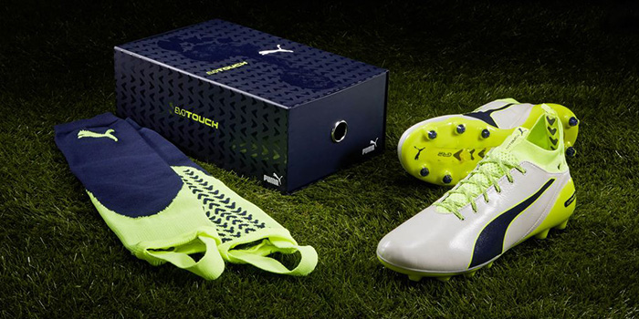 Puma Launches Limited Edition evoTOUCH Pro - SoccerNation a30c557a5