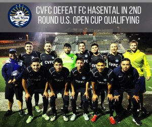 Chula Vista FC Defeats FC Hasental in U.S. Open Cup Qualifying