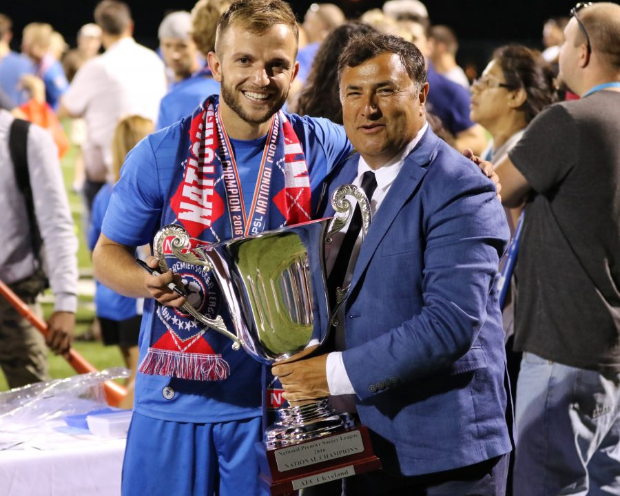 SoccerNation Sitdown: NPSL Chairman Joe Barone (Part 2)