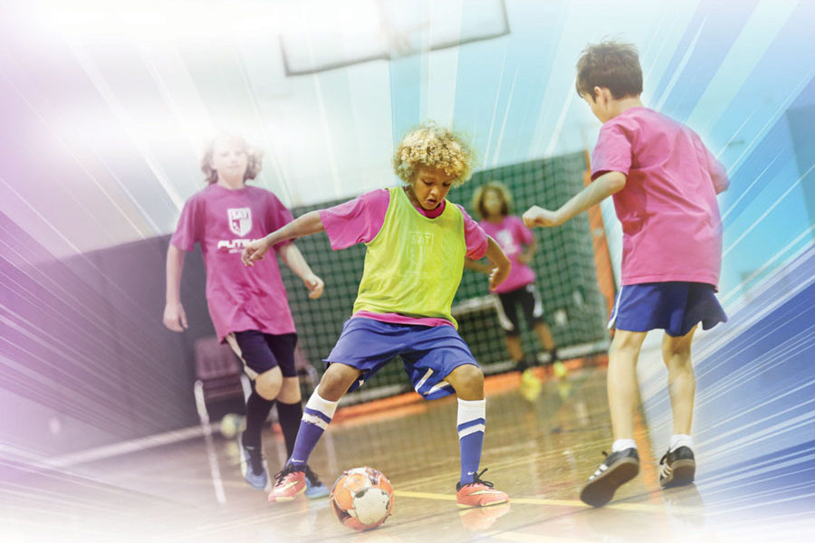 Elite Level Futsal Training at the Escondido YMCA