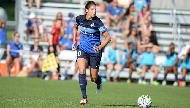 Yael Averbuch Photo courtesy of NWSL-ISI Photos
