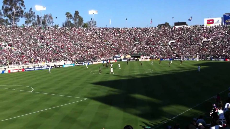 Rose Bowl & Levi's Stadium Announced As CONCACAF Gold Cup Semifinal And Final Locations
