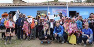 Legacy Collecting Retired Gear And Donating To A Village In Peru