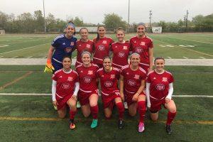 New Jersey Copa FC Overruns Rochester Lancers in United Women's Soccer Season Opener