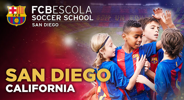 Barcelona Escola Summer Soccer Camps