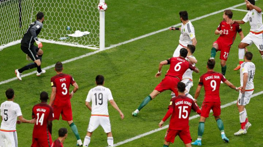 Mexico vs. Portugal in Confederations Cup third-place match
