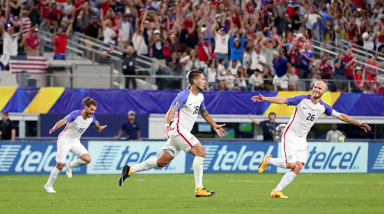 The Rivalry Renewed; Costa Rica Vs USA - CONCACAF Gold Cup Semifinals