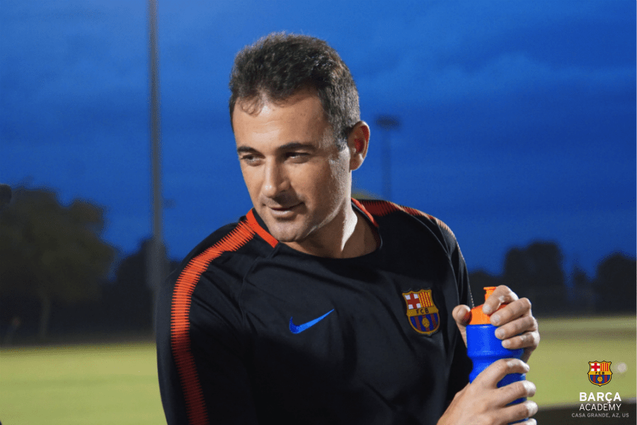 Coming to America: Denis Silva and the Barça Mentality