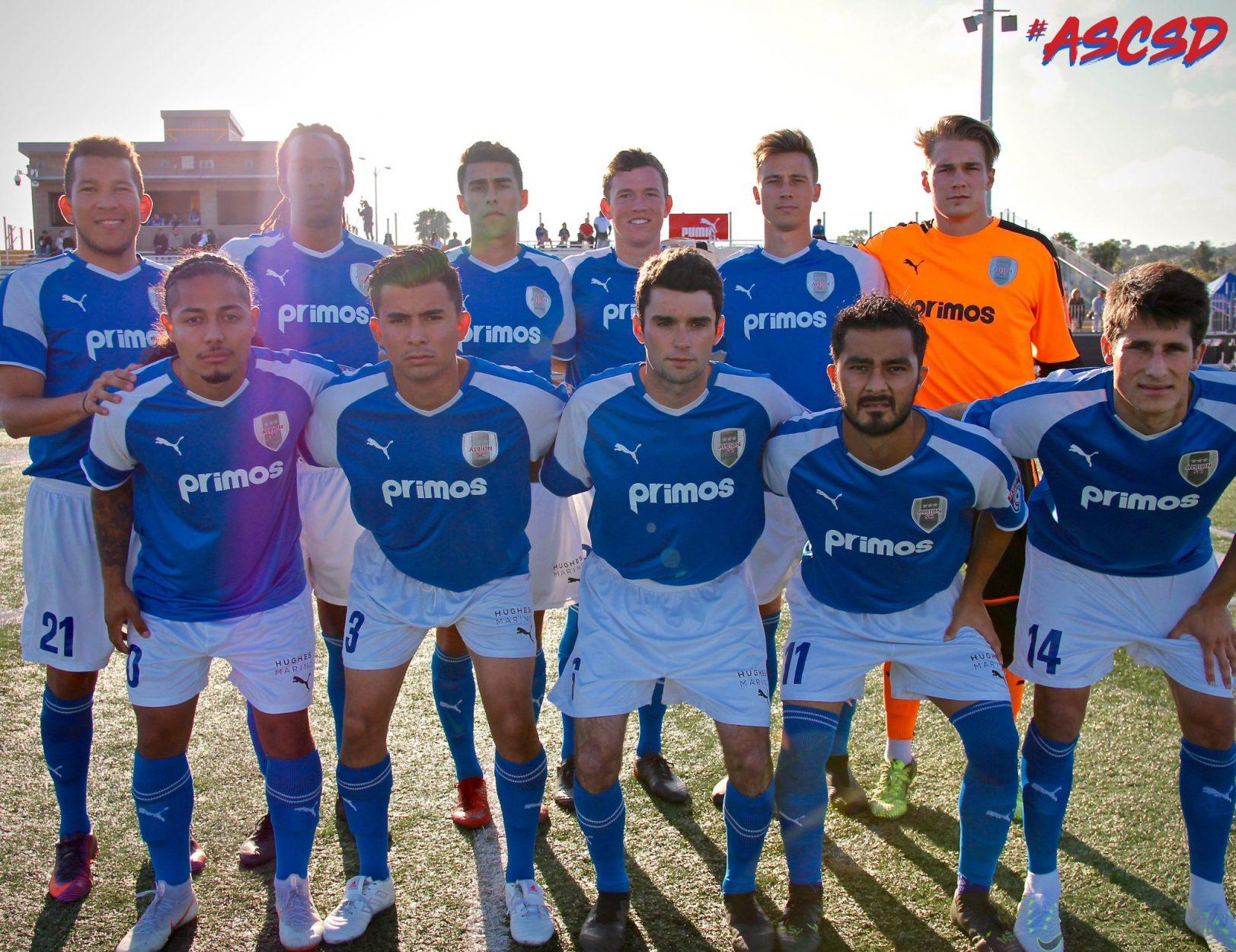 ASC San Diego Clinches Playoff Spot