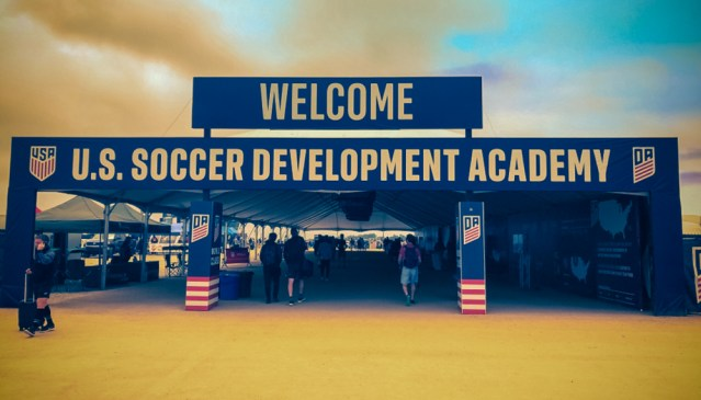 Americans Abroad: #Fulham Scout Discusses American Youth in #England