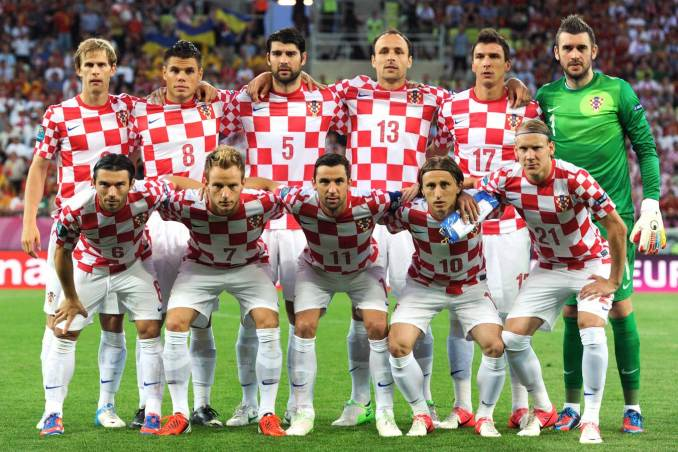 Image result for current Croatia national team 2018